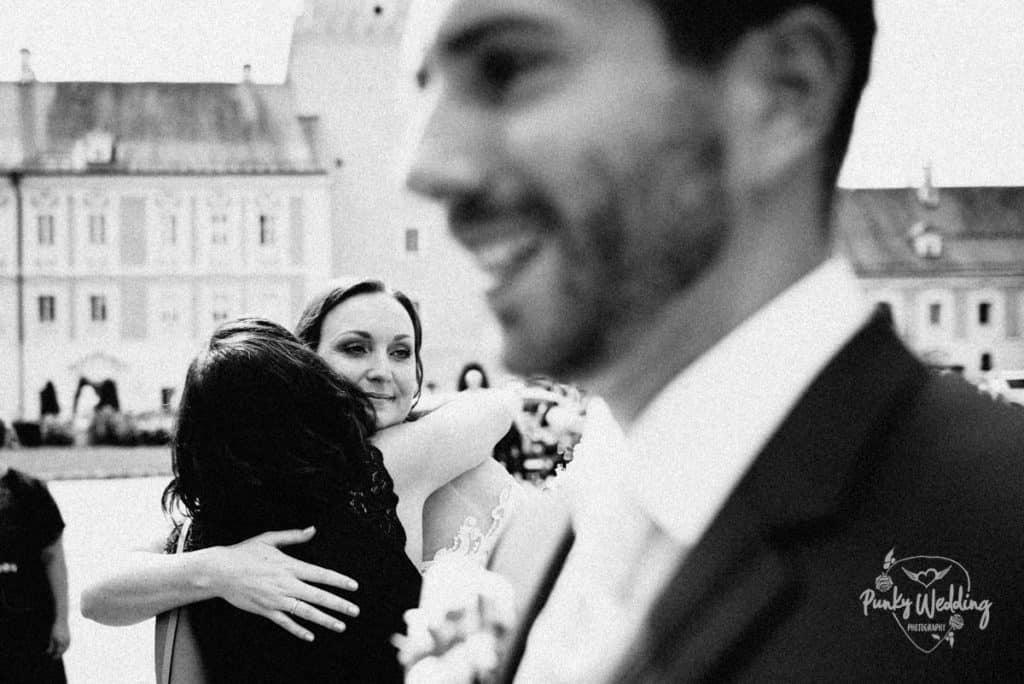 Hochzeitsfotografie in Steyr, Schloß Lamberg
