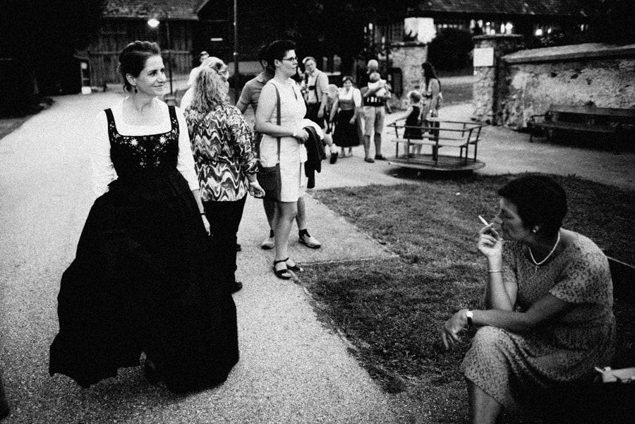 Alternative Hochzeitsfotografie