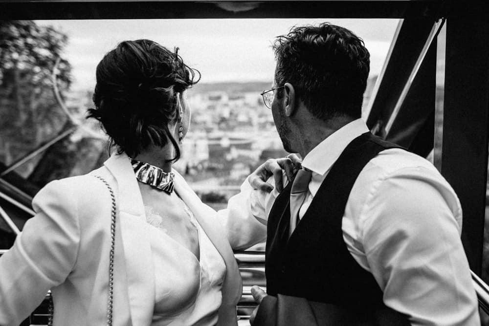 Johanna & Norbert, Hochzeit in Graz